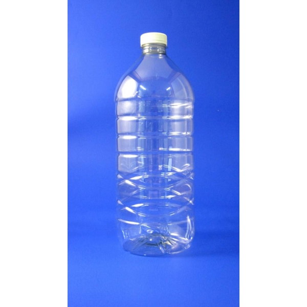 BOTELLA PET 1 LT. BAJO